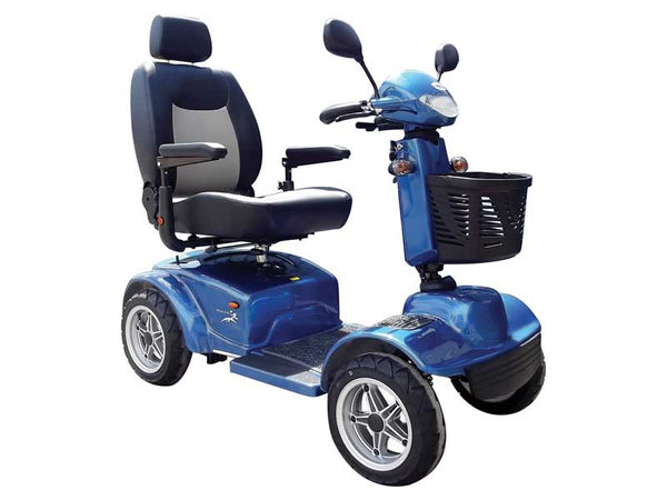 Merits Regal 344A 4-Wheel Mobility Scooter Central Coast - Mobility Joy