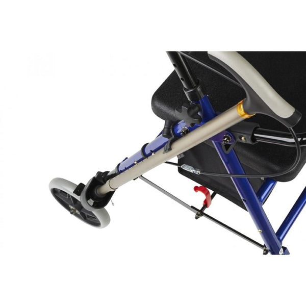 Max Mobility Rollator Walking Cane Holder