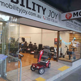 Sterling Emerald Second Hand Mobility Scooter - Mobility Joy - Central Coast