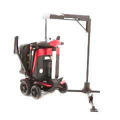 Atlas4 Portable Car Hoist Mobility Joy Central Coast