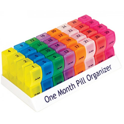 Pill Organiser - One Month