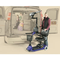 Bruno VSL-6000 Curb Sider Scooter Lift Mobility Joy Central Coast