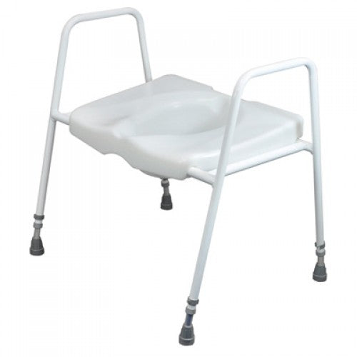 Buy Over Toilet Aid President Bariatric online | President Bariatric Toilet Seat and Frame | Bariatric President Over Toilet Aid | Toilet Support & Surrounds |Toilet Seats with Arms