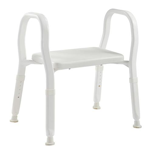 Shower Stool - Bariatric with optional Backrest Central Coast - Mobility Joy