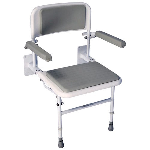 Buy Solo Standard Padded Shower Chair Online | Solo Standard Padded Shower Seat | Mobility Aids | Solo Standard Shower Seat Padded
