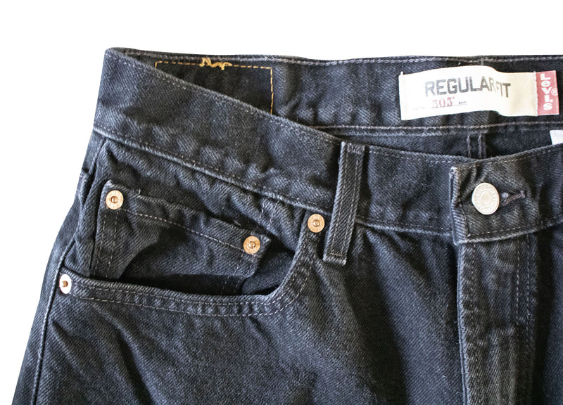 "Levi Strauss ""Angel Baby"" Jeans Close View - Rizzo's"