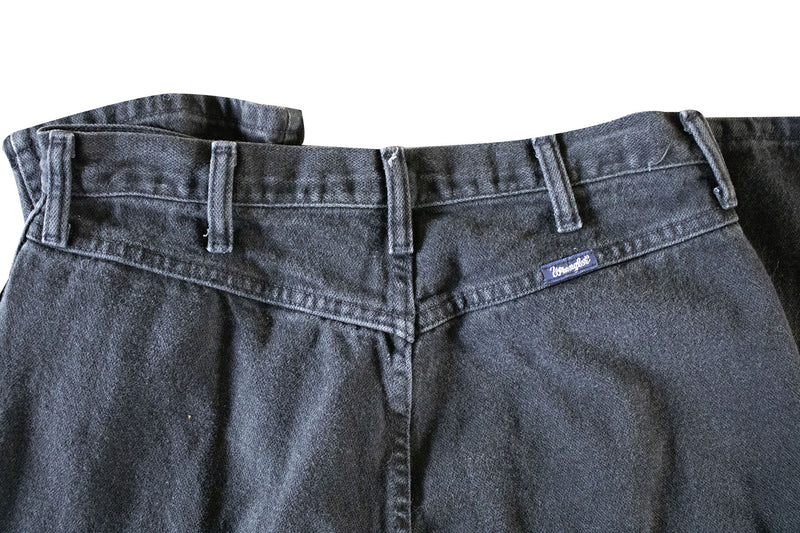 "Wrangler ""Chunk O' Coal"" Black Jeans Authentic - Rizzo's"