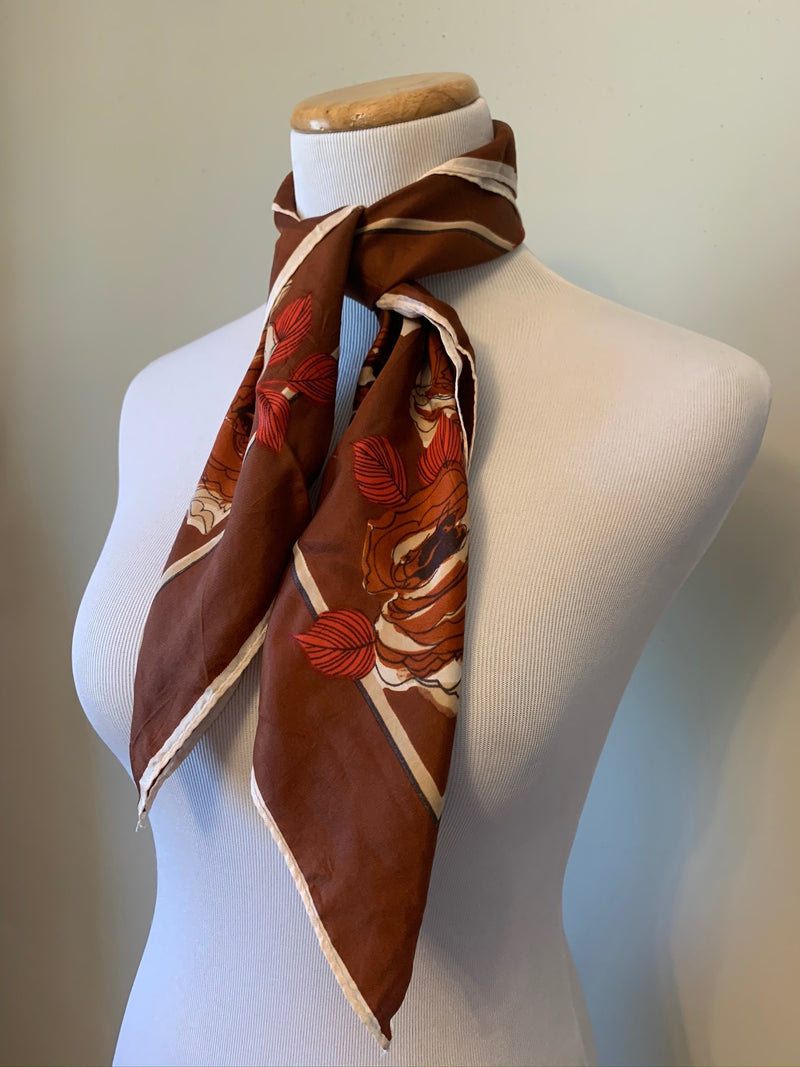 Briar Rose Neck Scarf
