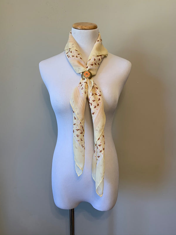 Flower Garden Delight Scarf