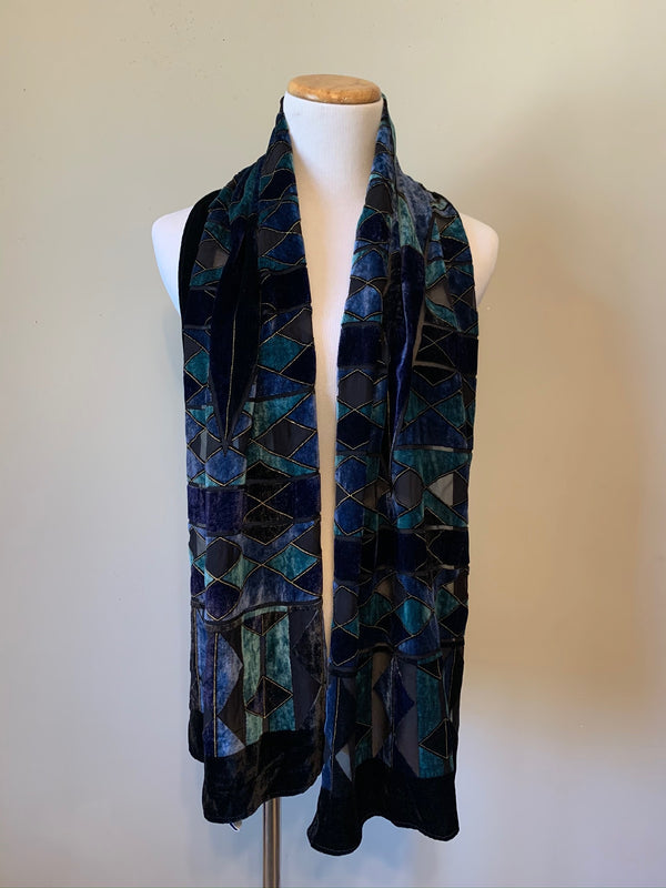 Midnight Dance Scarf