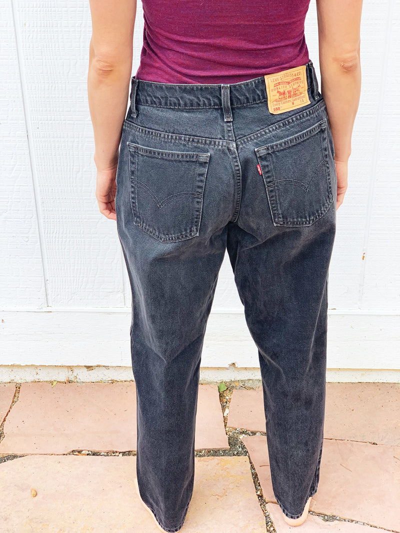 "Levi Strauss ""Honey Pot"" Jeans"