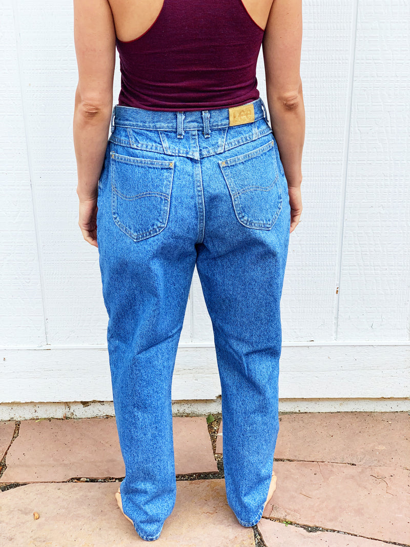 "Lee ""Five & Dimers"" Lee Jeans"