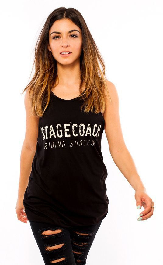 Stagecoach Muscle Tee