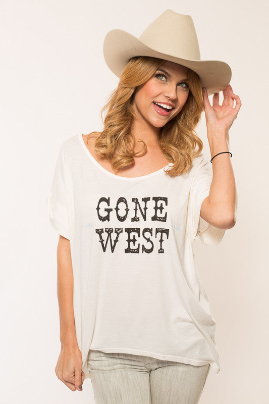 Gone West Cascading Crew
