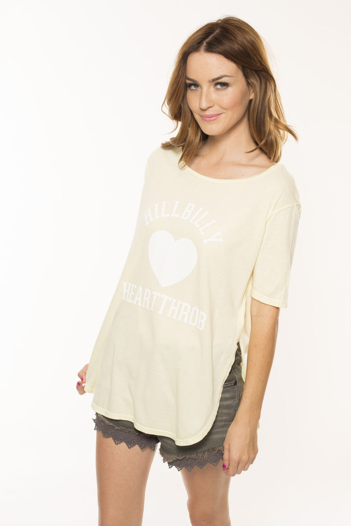 Hillbilly Heartthrob Tunic