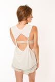 Wildflower Backless Tank