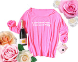 'I don't need roses, I just need Rose' Belle Sweater