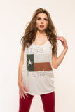 Stars & Stripes Hallie Tank