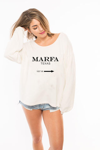 MARFA Belle Sweater PRE-ORDER