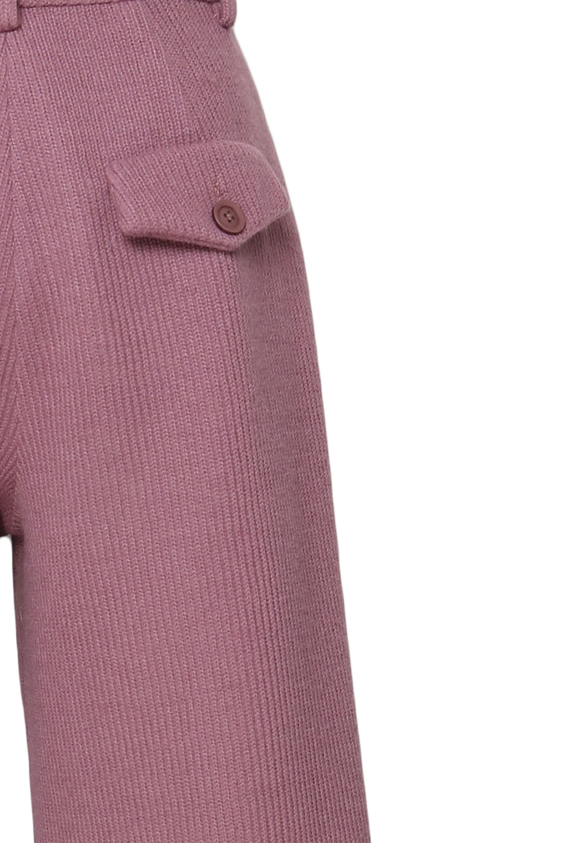 Oversized Wool Trouser