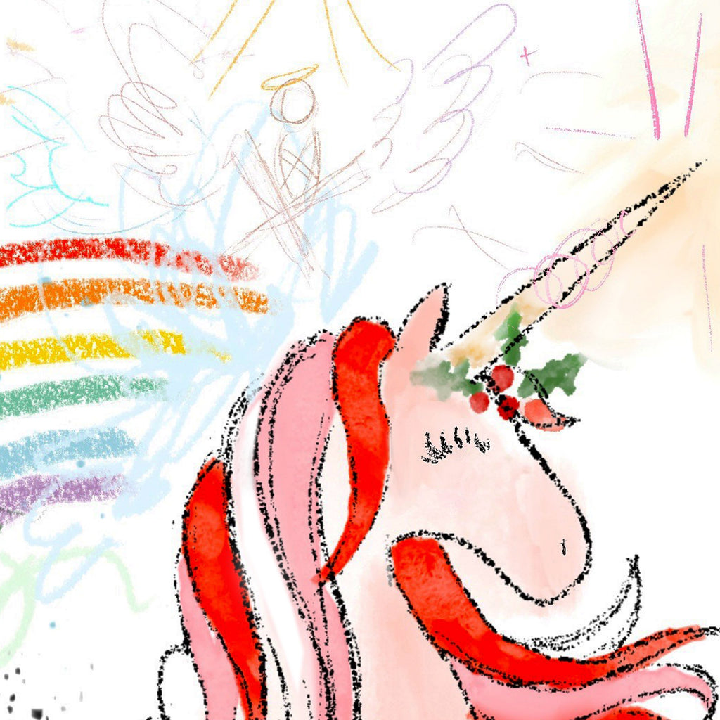 Holly, the Christmas Unicorn! Daydream™