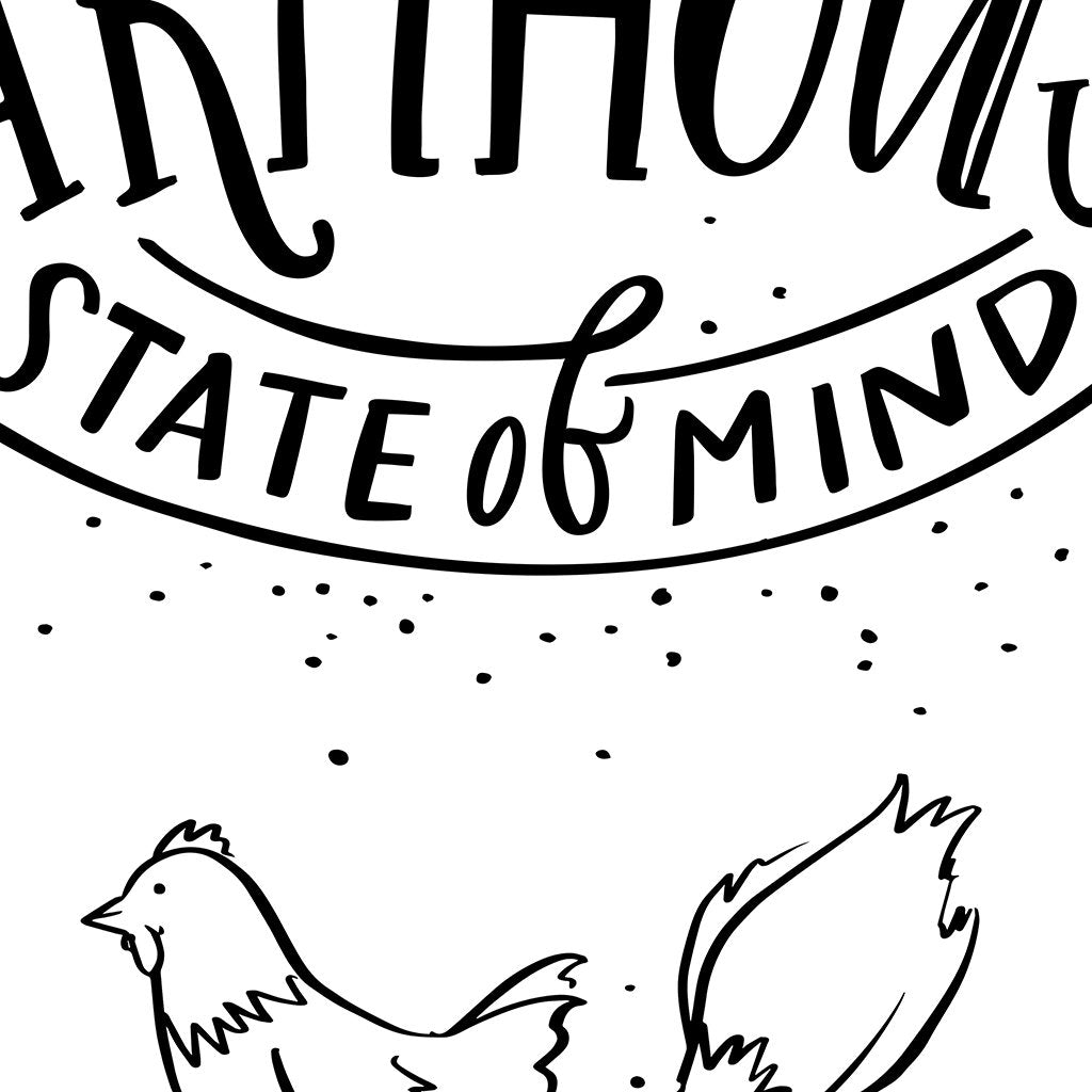 Farmhouse State Of Mind