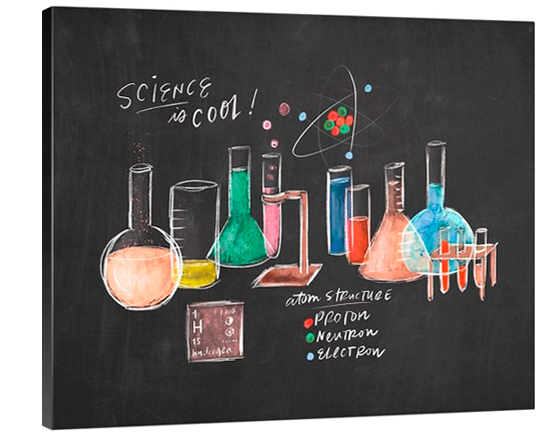 Science Is Cool, Blackboard