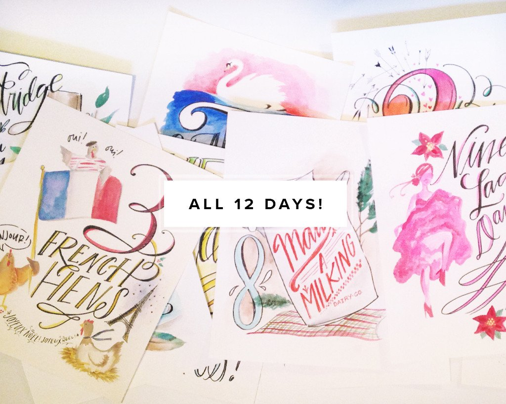 Twelve Days Collection