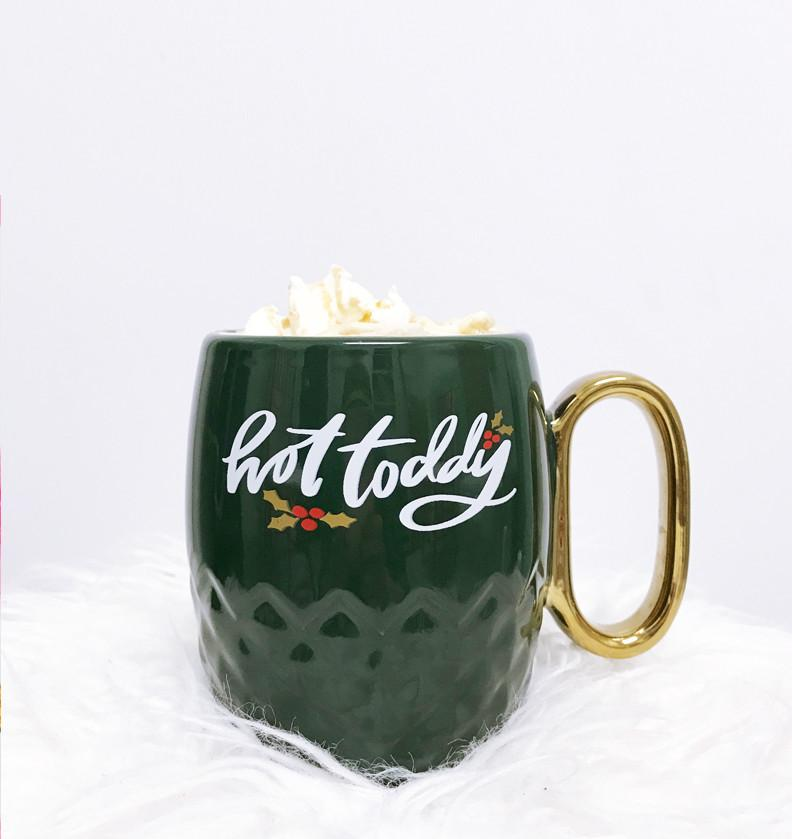 Holiday Hot Toddy Mug