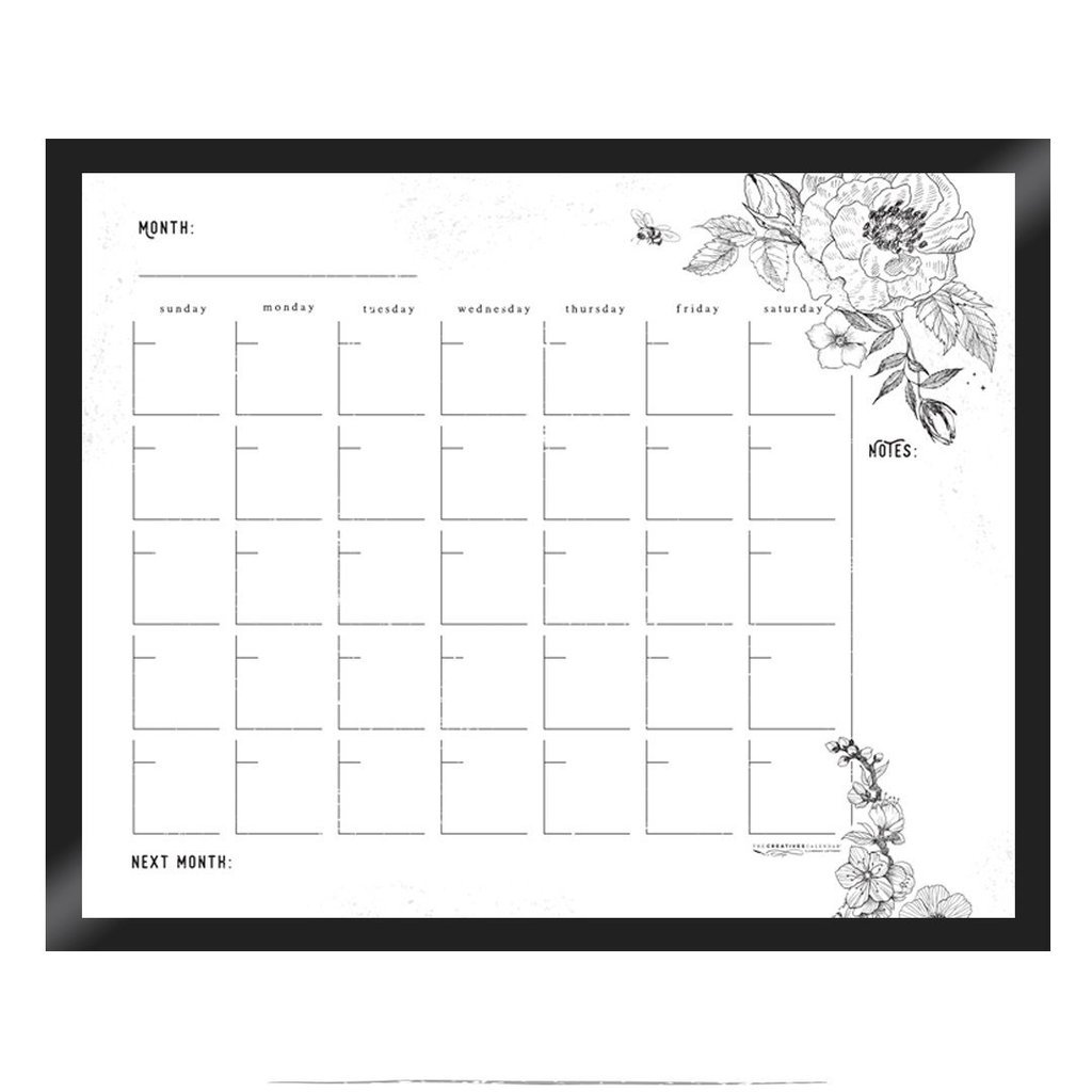 The Monthly Farmhouse Botanical
