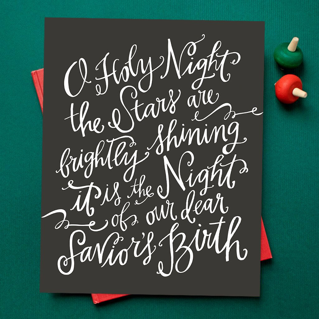 O Holy Night, Original