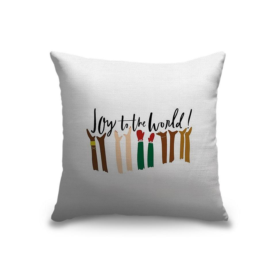 Joy to the World! Pillow