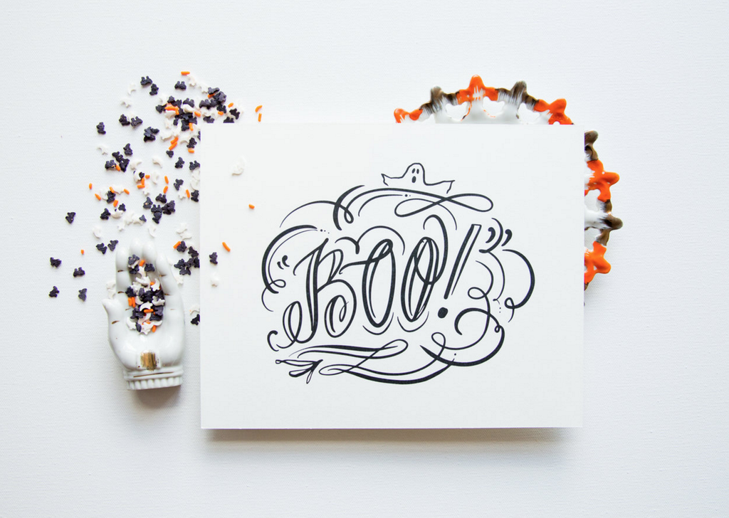 No. 125, Fancy Boo Boo Print