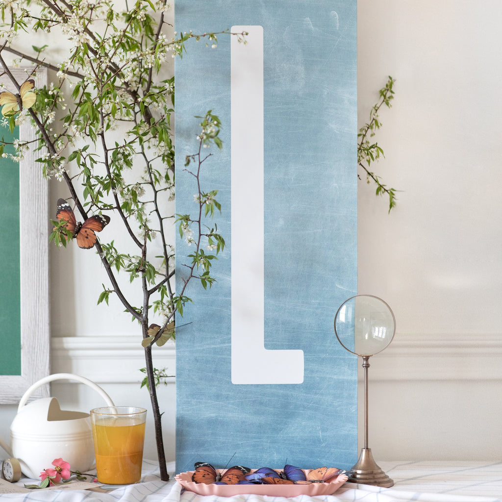 Signage Letters | Chambray