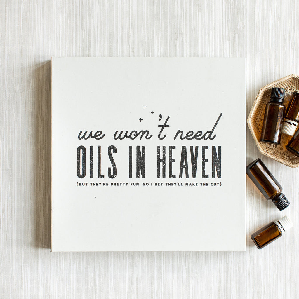Oils In Heaven