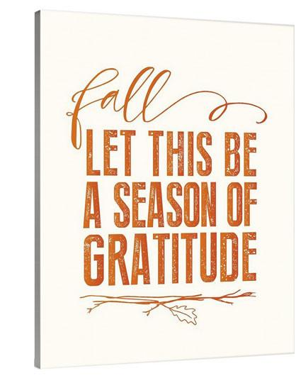 z. Season of Gratitude Canvas (retired)
