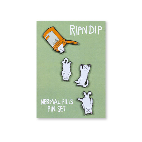 Nermal Pills Pin Pack