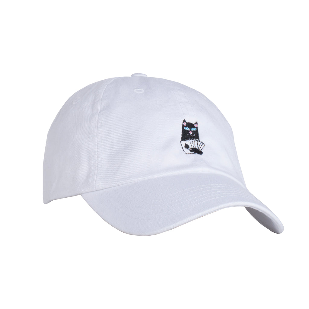 Fontaine Dad Hat (White)