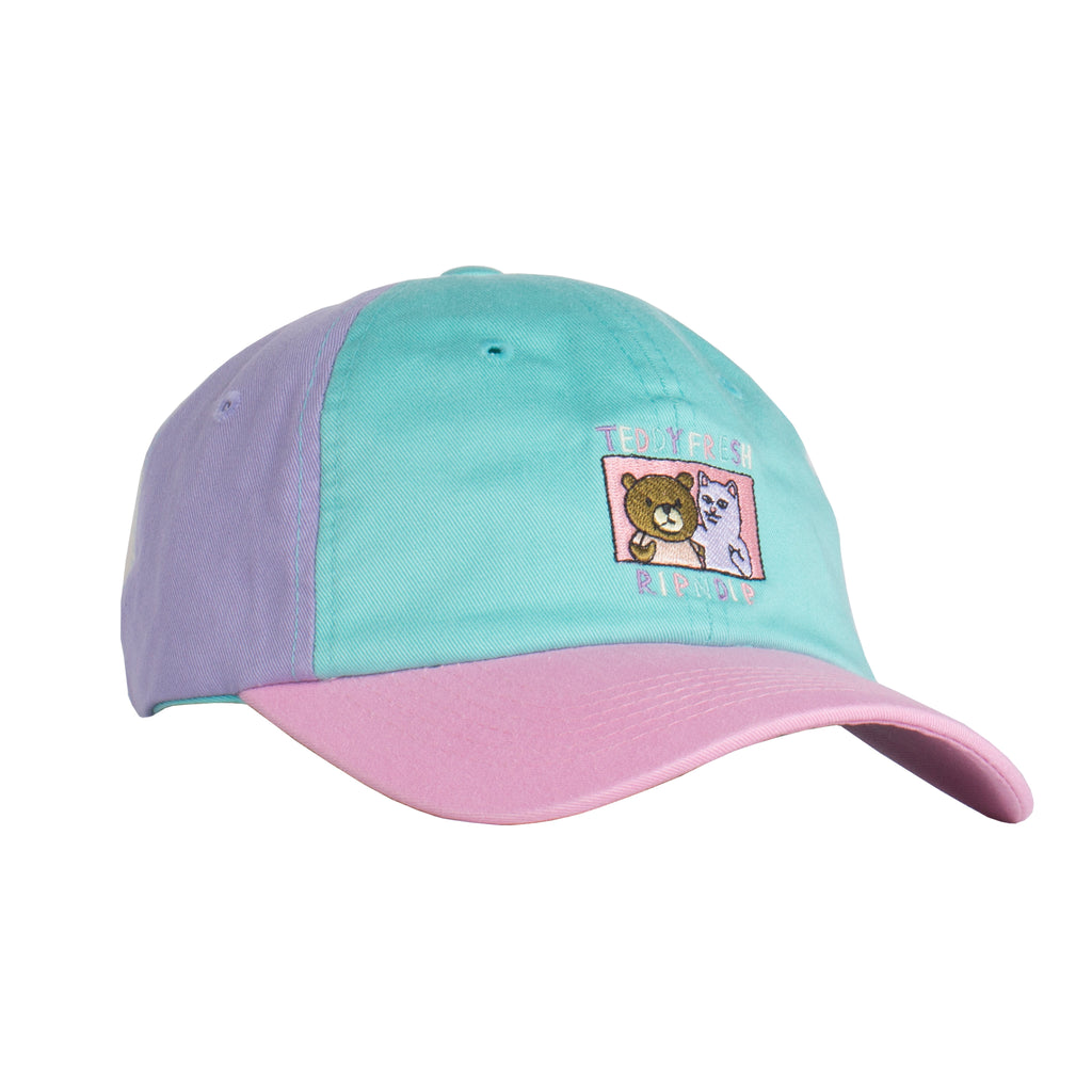 Teddy Fresh BFF Dad Hat (Multi)