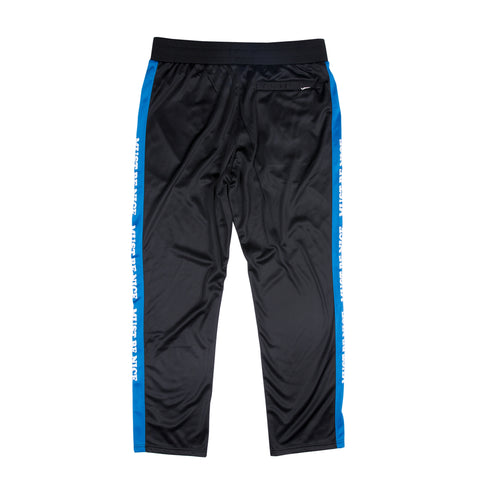 Must Be Nice Track Pants (Black/Blue)