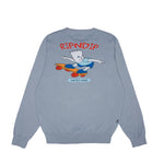 Catwabunga Sweater (Blue)