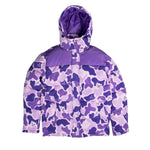 Nerm Camo Puffer Jacket (Purple Camo)