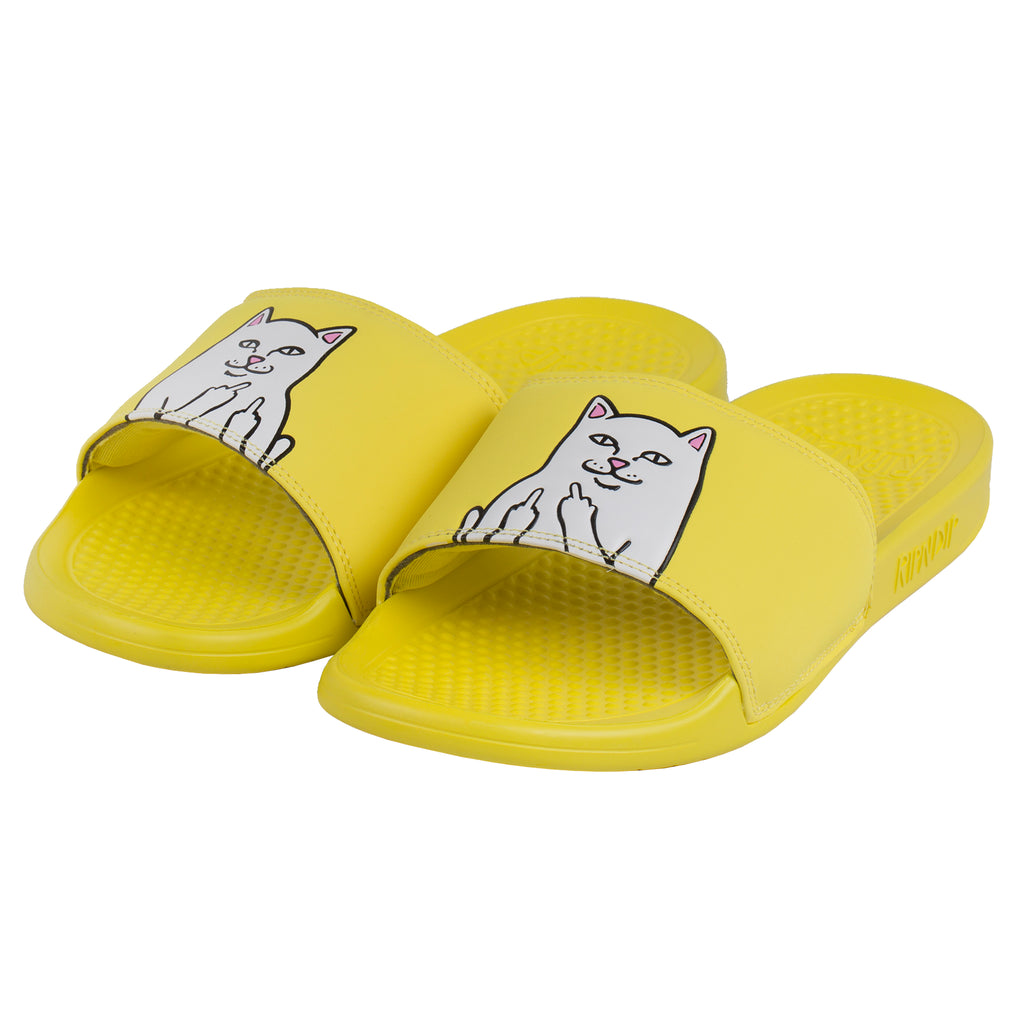 lord nermal slides yellow ripndip