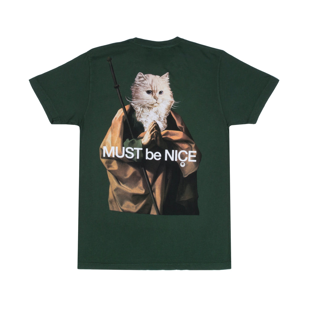 Nermus Tee (Hunter Green)