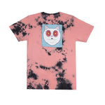 Flower Eyes Tee (Sunset Tie Dye)