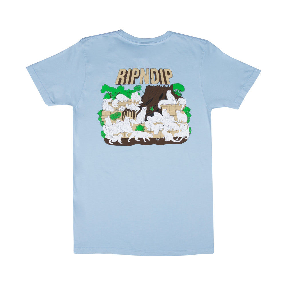 Nerm Forest Tee (Baby Blue)