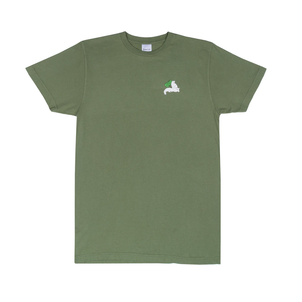 Nerm Forest Tee (Olive Green)