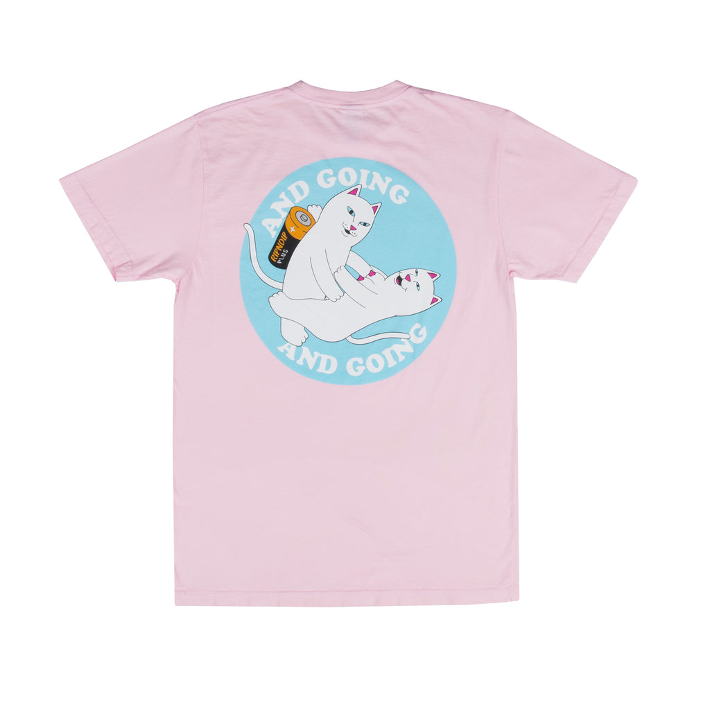 Charged Up Tee (Pink)