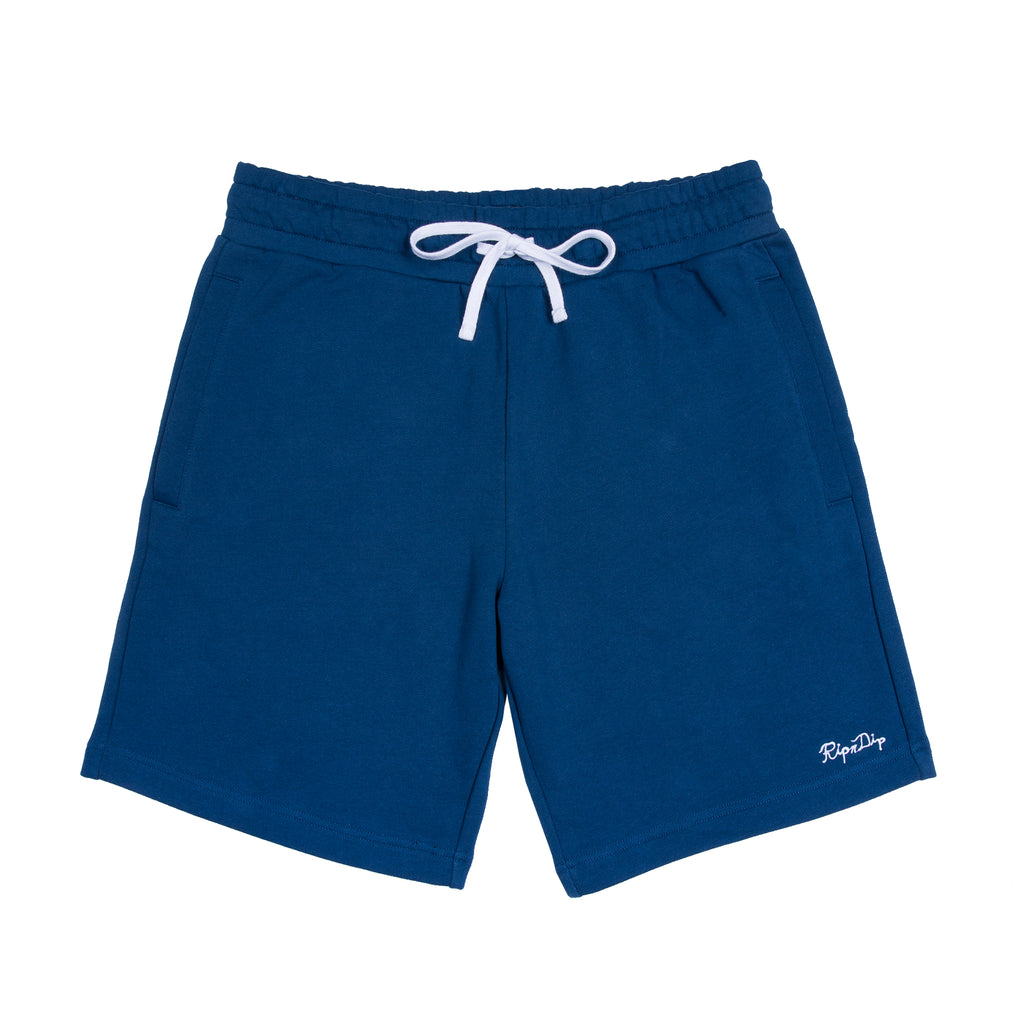 Peek A Nermal Sweat Shorts (Navy)