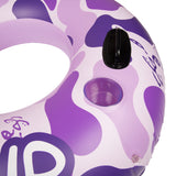 Camo Tube Float (Purple)